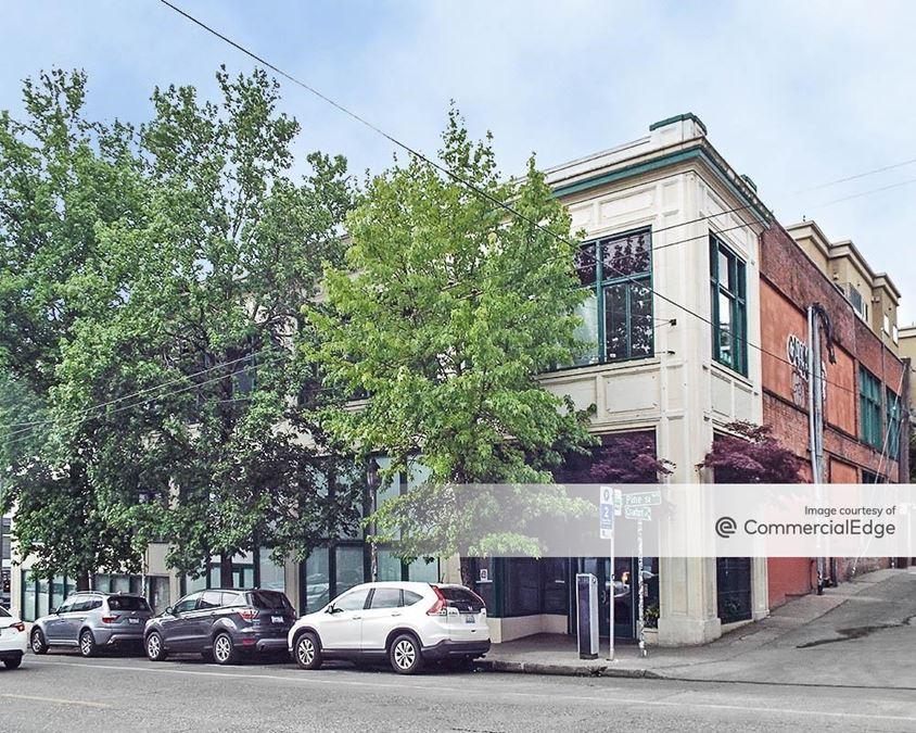 400 East Pine Street