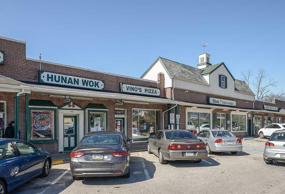 Shops of Lafayette Hill