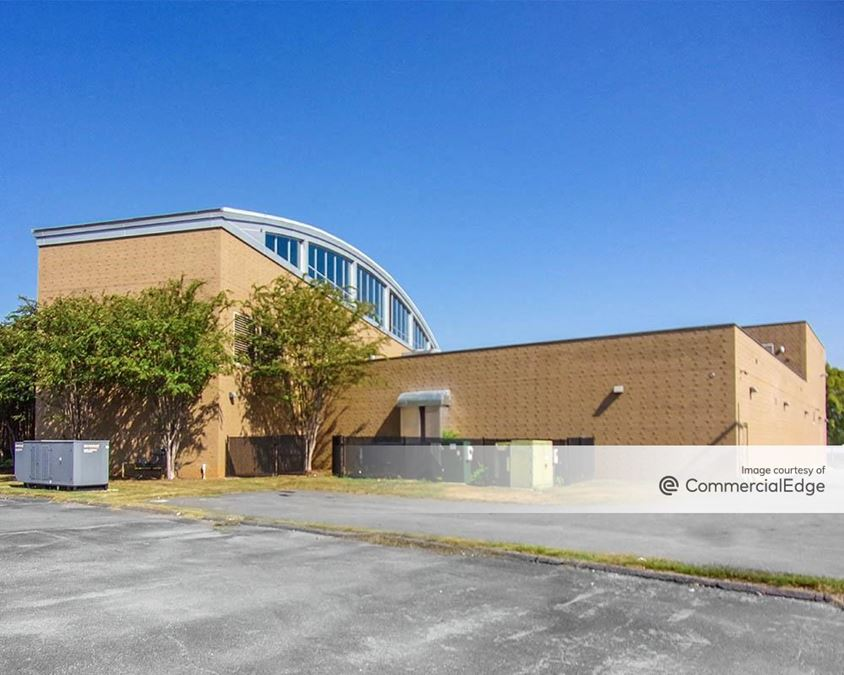 Mercer Health Science Center - 250 Martin Luther King, Jr. Blvd