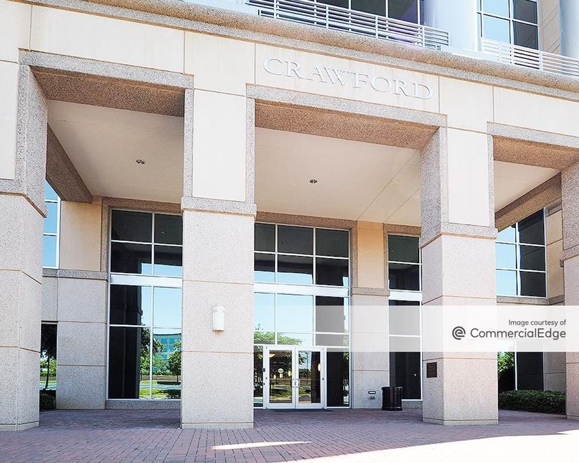 Ballantyne Corporate Park - Crawford Building