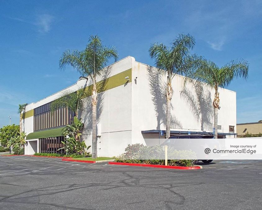 First Financial West Covina Corporate Center