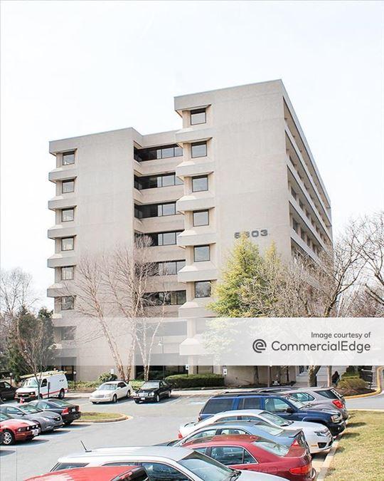 Capital Office Park - 6303 Ivy Lane