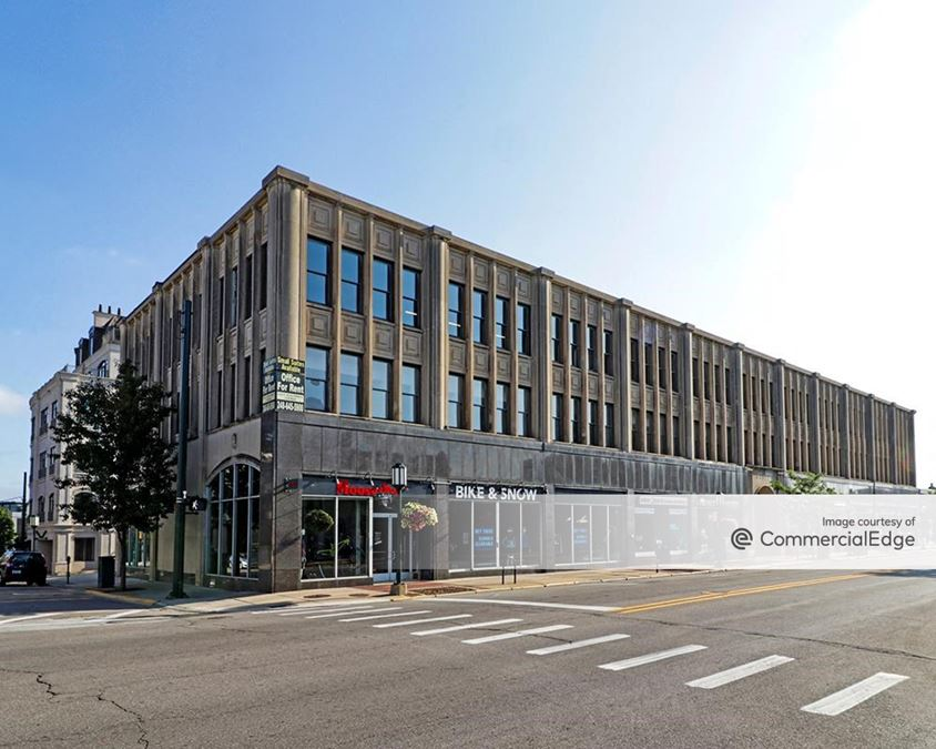 Wabeek Building