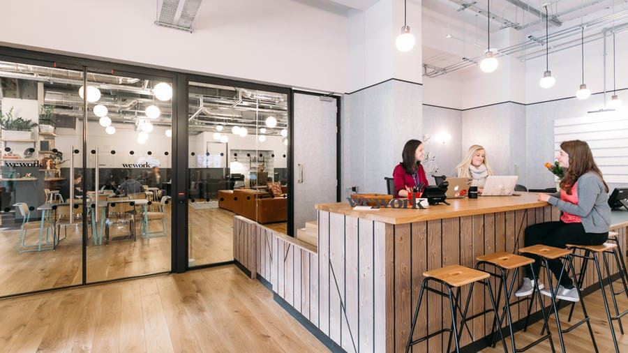 WeWork | 1411 4th Ave