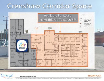 Los Angeles Ca Office Space For Lease Rent Propertyshark