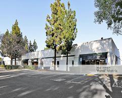 Montague Industrial Park - San Jose