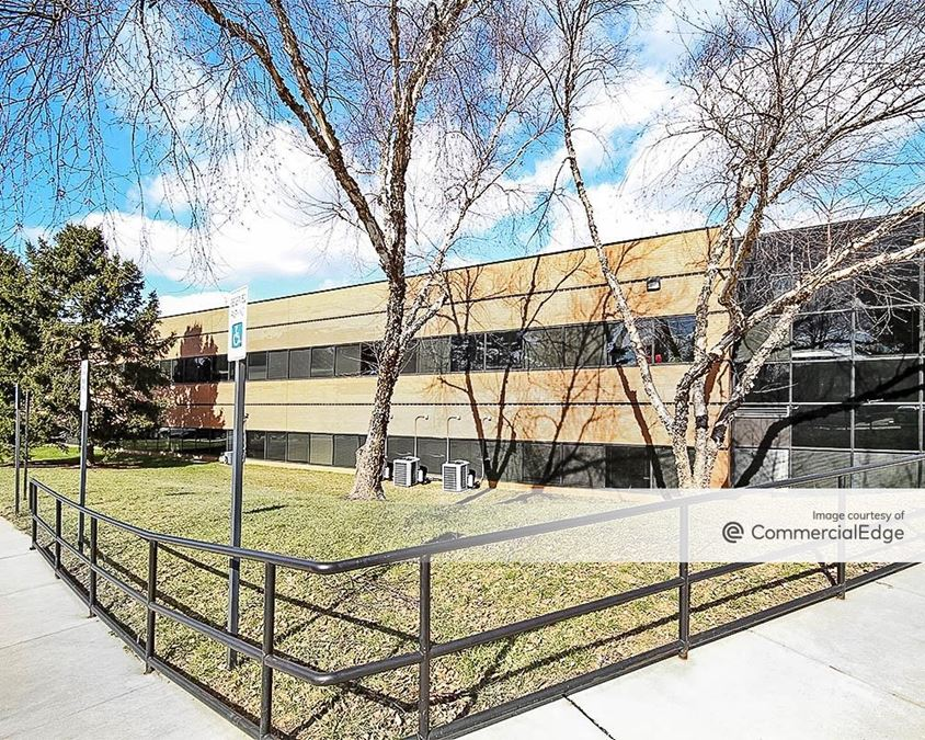 West Gude Office Park - 40 West Gude Drive