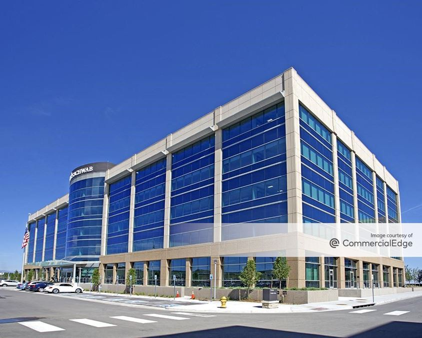 Charles Schwab Office Campus - Building C & Retail Building
