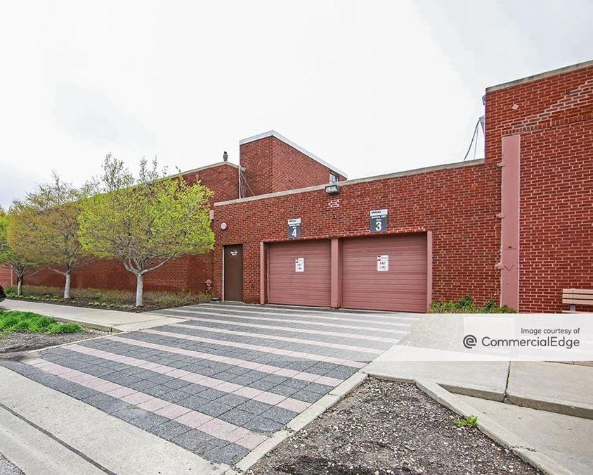 WMS Chicago Technology Center - 3401 N California Ave & 2718 W Roscoe St