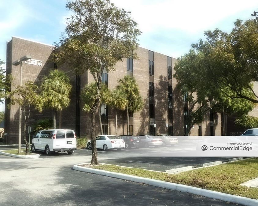 Office Park at MICC - 7955 NW 12th Street