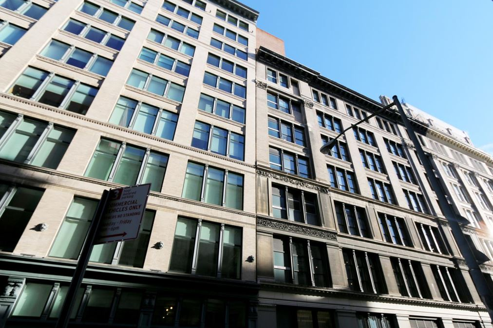 Regus | 112 West 20th