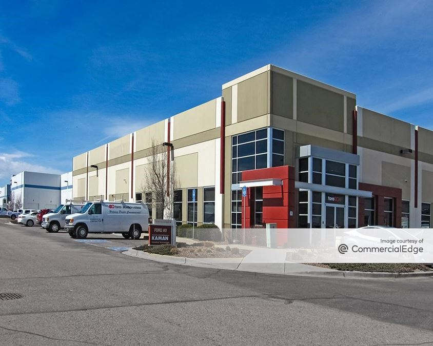 Mountain West Business Park - 4210-4250 Carson Street