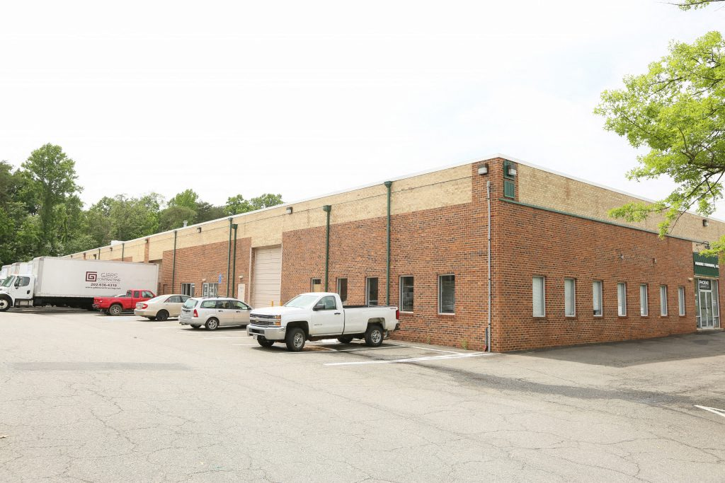7,510 SF Warehouse Space with Office and Two Restrooms