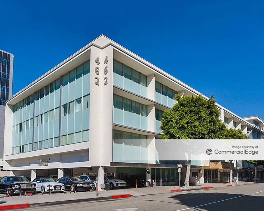 Beverly Hills Triangle Medical Plaza