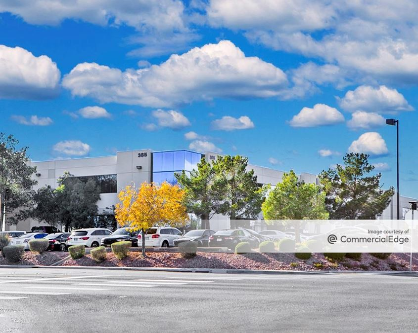 McCarran Commerce Center
