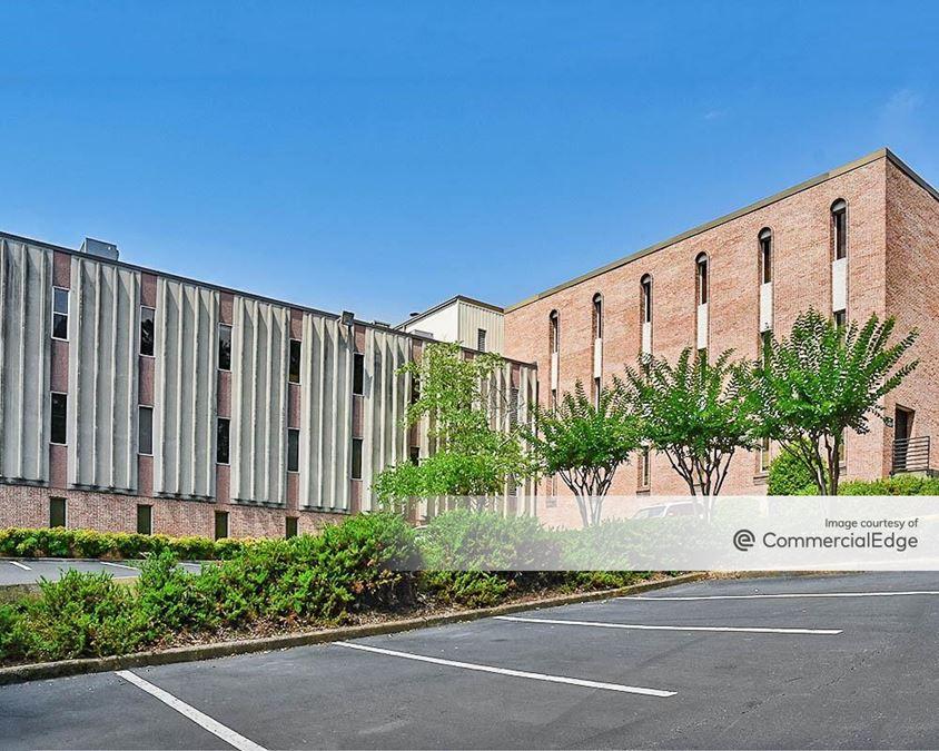 Bradford Building & Parkwoods Building