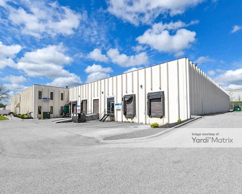 Raintree Industrial Park - 5201 & 5250 Naiman Pkwy