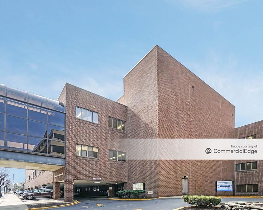 Commonwealth Health Regional Hospital of Scranton - General Services Building