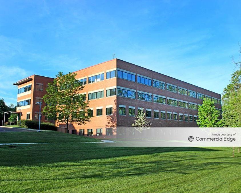 Vanguard Campus - Theseus Building
