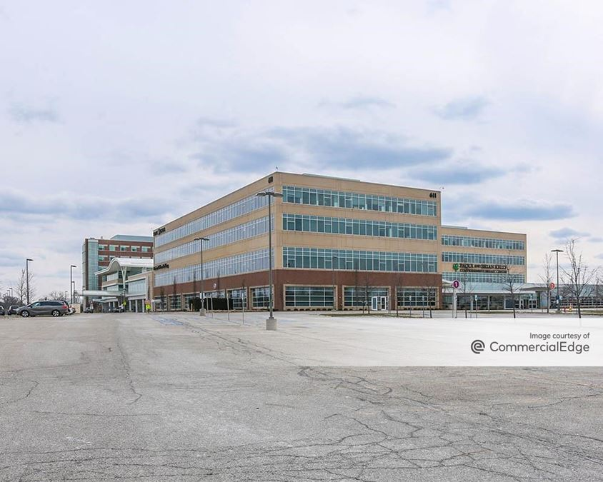 St. Joseph Regional Medical Center Mishawaka - Medical Office Building