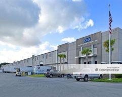 CenterPoint Intermodal Center - Building 1 - Savannah