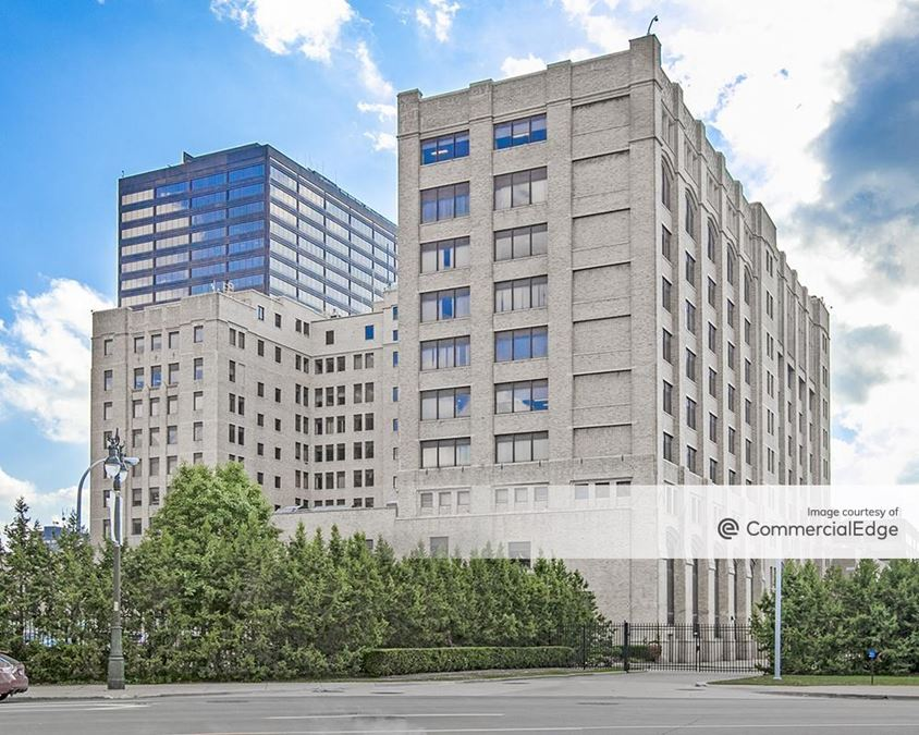 DTE Energy Headquarters - General Office Building