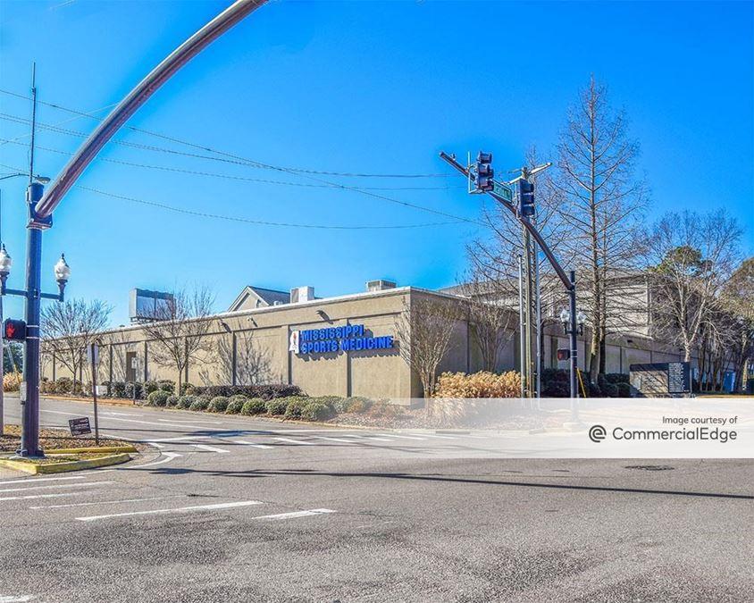 Mississippi Sports Medicine and Orthopaedic Center - Jackson Clinic