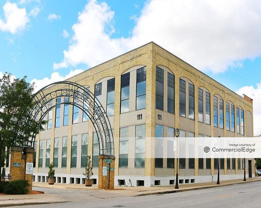 Schlitz Park - Keg House