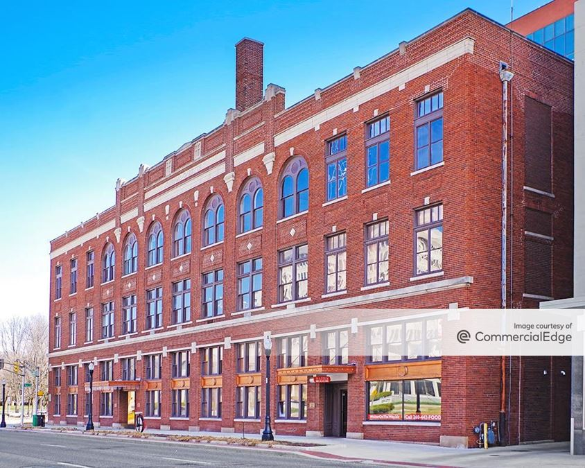 Journal Gazette Building