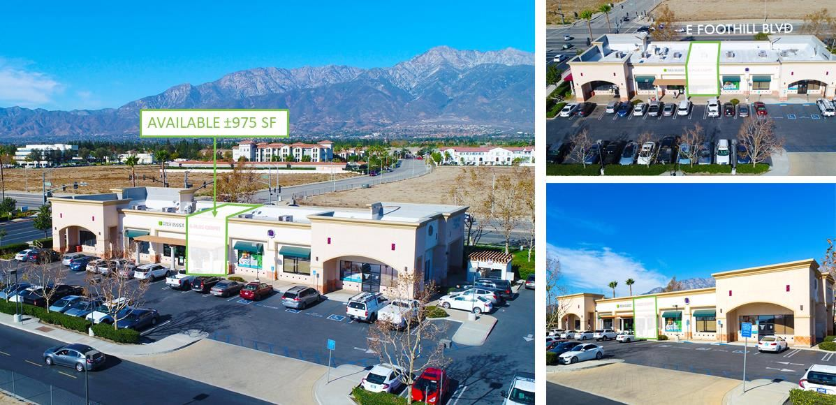 Rancho Cucamonga-Foothill Shops-11561 Foothill Blvd.