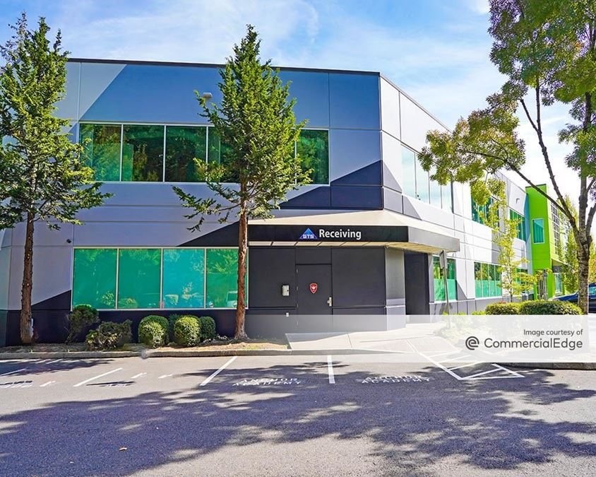 Hall Corporate Center