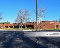 College Park at Princeton Forrestal Center - 305 & 307 College Road East - Princeton