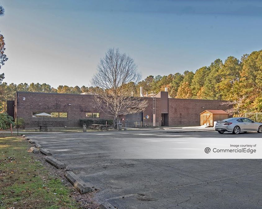 Research Triangle Park - 2 Triangle Drive