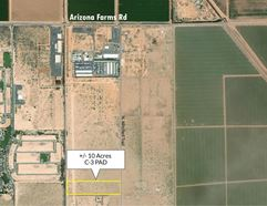 10 Acre CR-3 PAD - Florence
