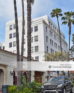 The Balboa Building - Santa Barbara
