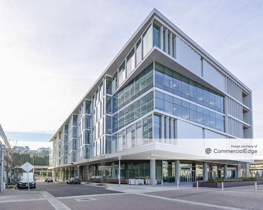South Waterfront Campus - Knight Cancer Research Building