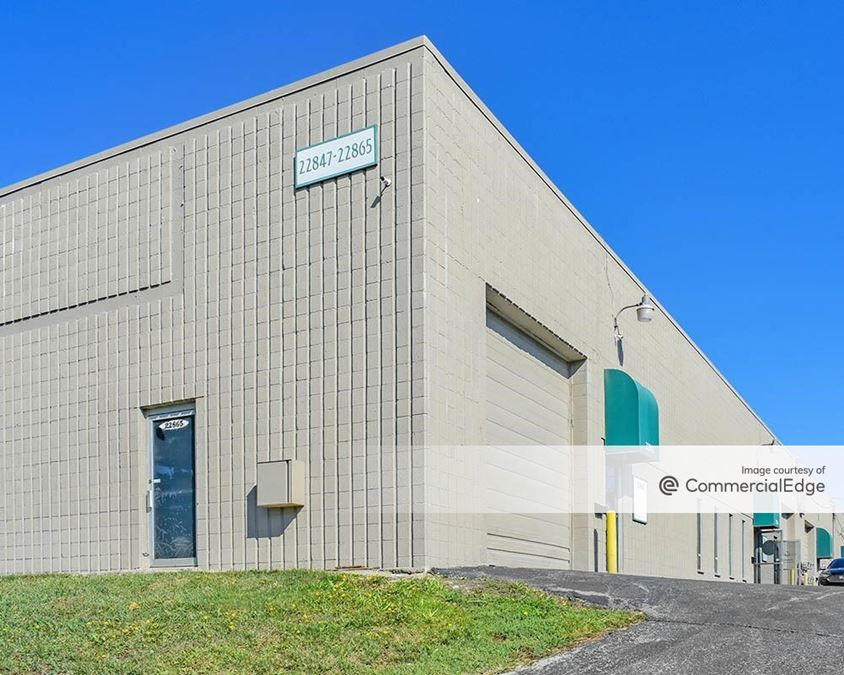 Novi Industrial Center