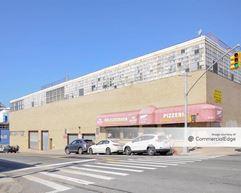 The Redstone Rocket Building - Long Island City
