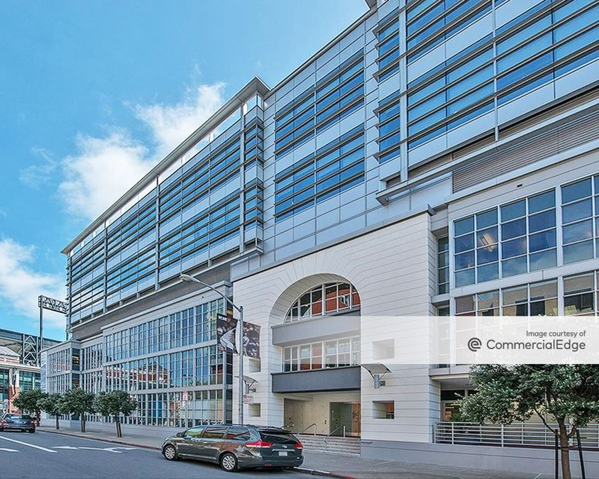 China Basin - Wharfside Building