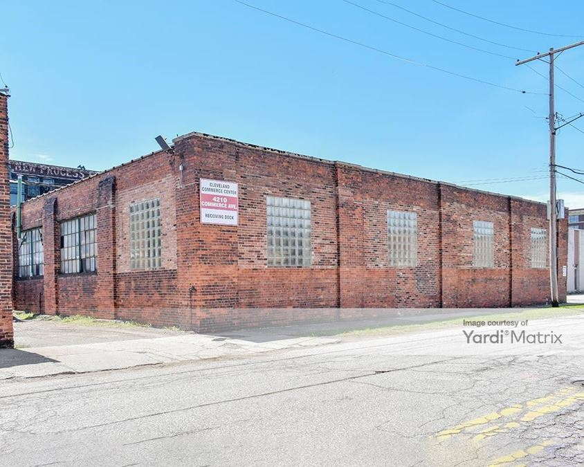 Cleveland Commerce Center - 1865 East 40th Street, 4130-4220 Commerce Avenue & 4301 Perkins Avenue