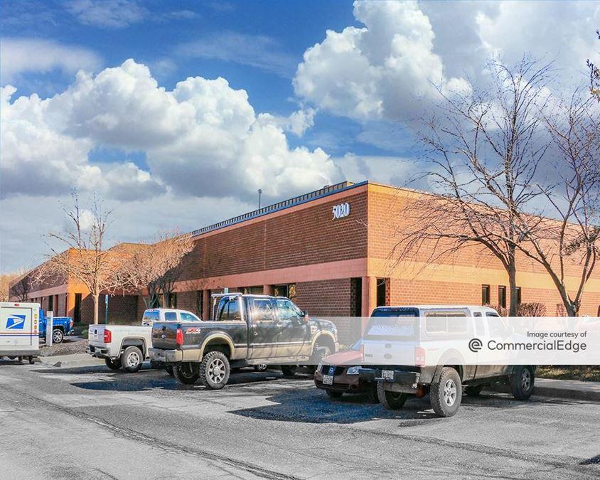 White Marsh Business Center - 5020 Campbell Blvd