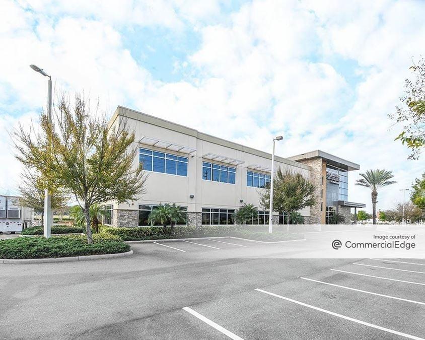 Tampa Cancer Center - Comprehensive Cancer Facility