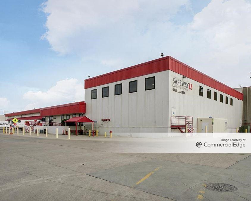 Safeway Denver Distribution Center - GM/HBC Warehouse & Frozen Foods Warehouse
