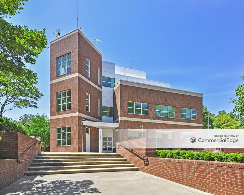 Centennial Campus - Research Building I, II & III