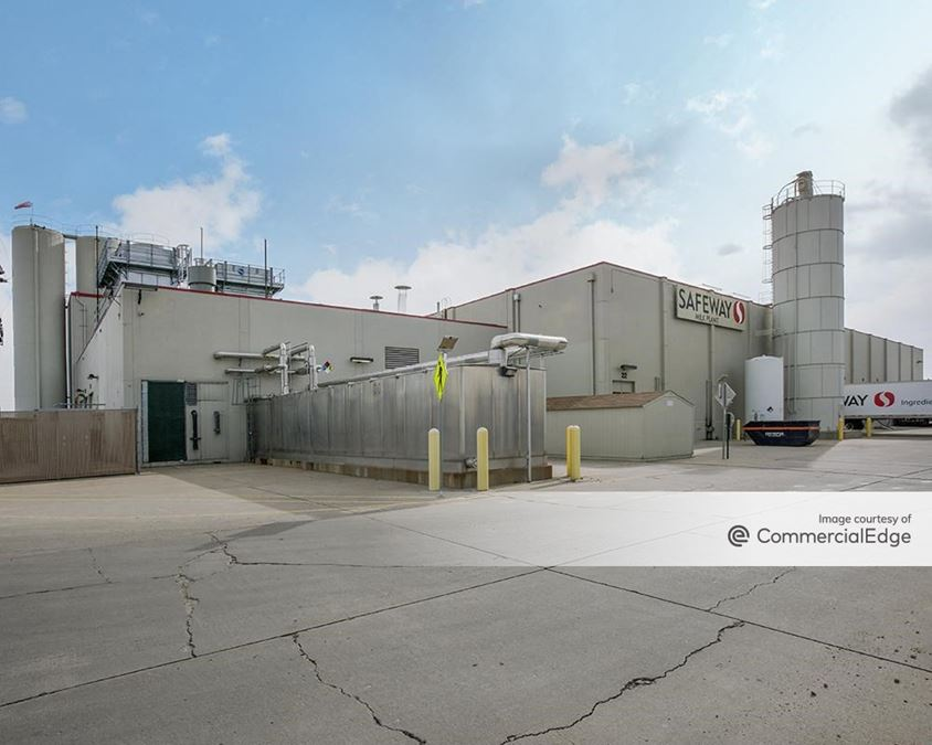 Safeway Denver Distribution Center - Milk & Bread Plant