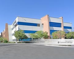 Roseman University Summerlin Campus - Engelstad Building - Las Vegas