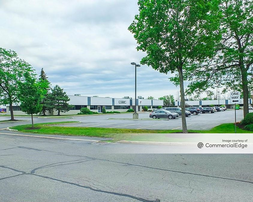 Airport Commerce Park - 301 Cayuga Road