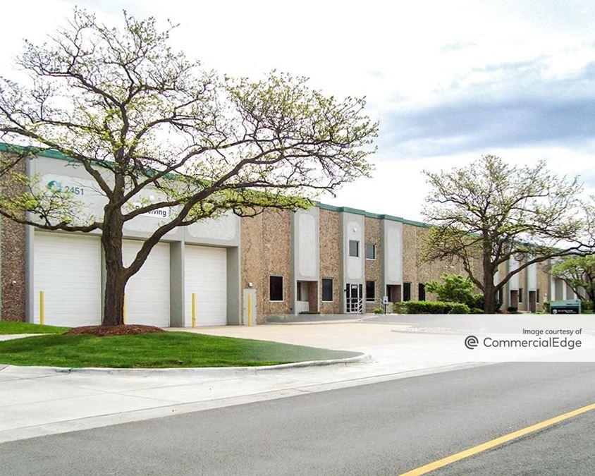 Prologis Elk Grove Industrial Park - 2451 & 2501 Lively Blvd