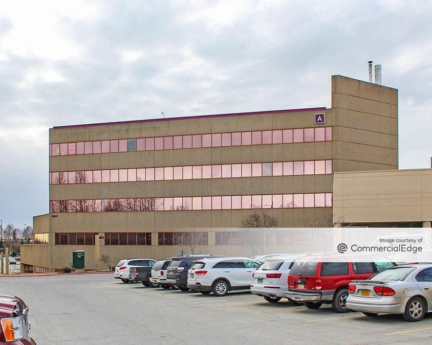 Alaska Regional Hospital Campus - Medical Office Building A