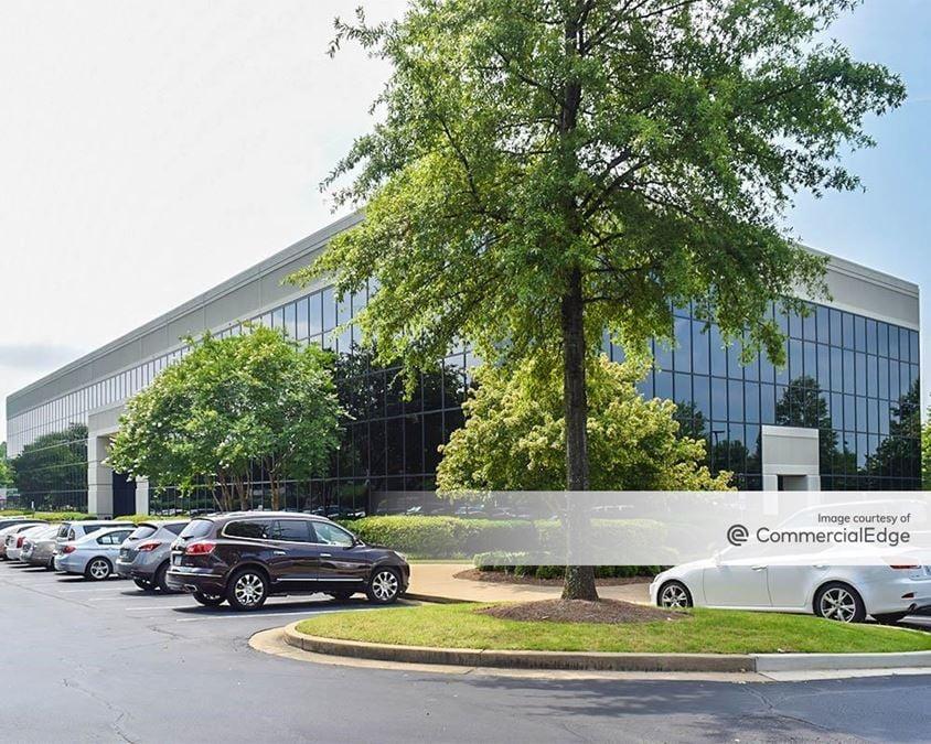 Germantown Park - Stuart Building